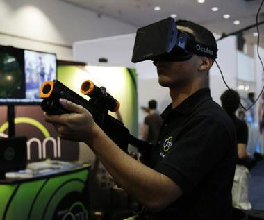 Wirtualne kino Oculus Rift