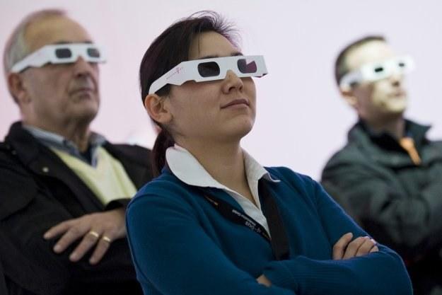Wirtualne targi pracy w tym roku odbywają się w nowoczesnej technologii 3D /AFP
