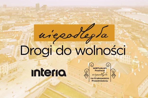 Wirtualny Festiwal Niepodległa także w Interii /Interia.pl /INTERIA.PL