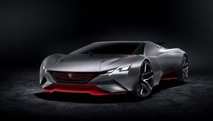 Wirtualny Peugeot Vision Gran Turismo