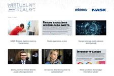 Wirtualny znaczy realny – akcja edukacyjna Interii i NASK