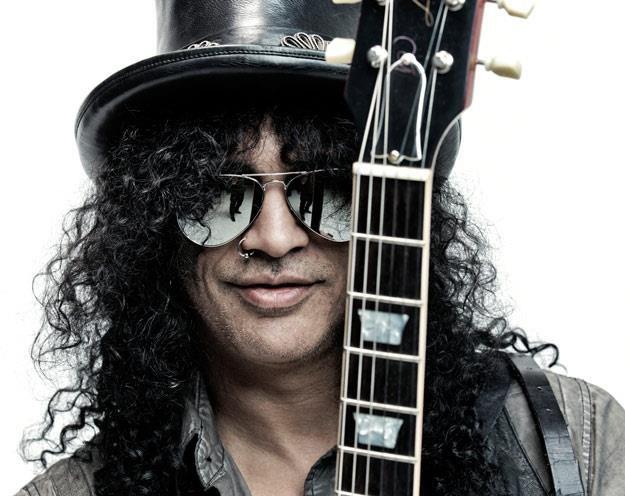 Wirtuoz gitary Slash /The New York Times