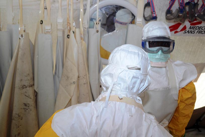 Wirus Ebola wciąż zbiera śmiertelne żniwo /AFP