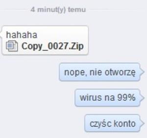 """Wirus """"Hahaha"""" atakuje użytkowników Facebooka!"""
