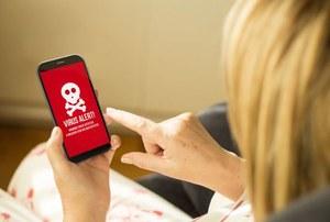 Wirus, który zamienia smartfon w koparkę do kryptowalut