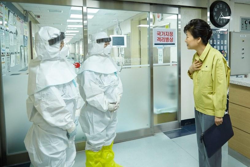 Wirus MERS sieje strach /PAP/EPA