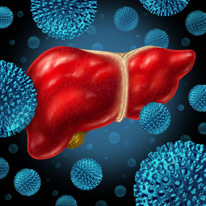 Wirusowe zapalenie wątroby /©123RF/PICSEL