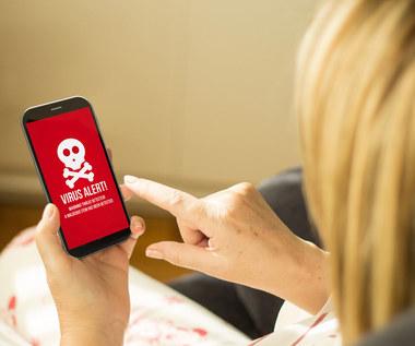Wirusy atakują smartfony co 10 sekund