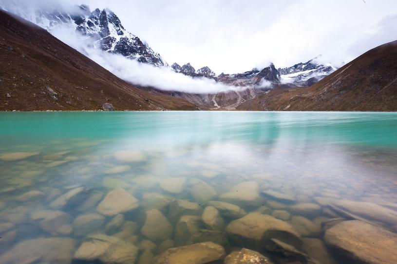 Wirusy nieznane nauce odkryte w Tybecie /123RF/PICSEL