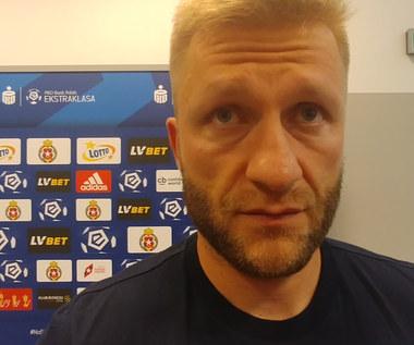 Wisła. Błaszczykowski po 4-0 z ŁKS-em. Wideo