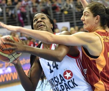 Wisła Can-Pack przegrała z Galatasaray w Eurolidze