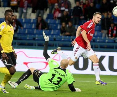 Wisła gromi Widzew 3-0, powrót Piotra Brożka