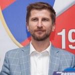 Wisła Kraków. Były prezes Rafał Wisłocki pożegnał się z klubem i kibicami