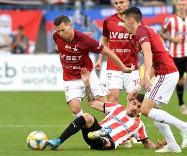 Wisła Kraków - Cracovia 0-1. Klemenz: Dostaniemy od trenera burę