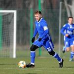 Wisła Kraków - Garbarnia Kraków 2-3. Błaszczykowski kapitanem i zagrał od pierwszej minuty
