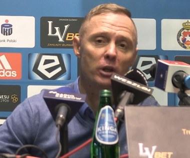 Wisła Kraków - Jagiellonia 2-2. Ireneusz Mamrot: Za łatwo traciliśmy gole. Wideo