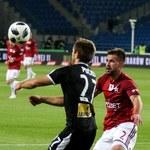 Wisła Kraków - Korona Kielce 0-1 w 10. kolejce Ekstraklasy