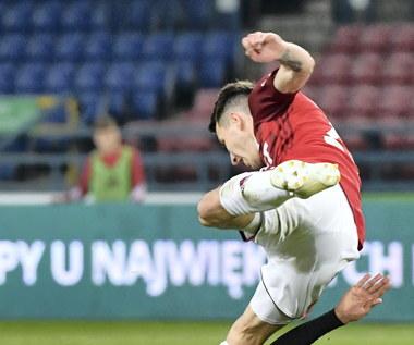 Wisła Kraków - Korona Kielce 1-0. Kolar: Ostatnio bramkarz też mnie wyczuł