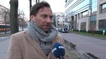Wisła Kraków. Kwiatkowski: Na dzisiaj Wisła ma licencję. Wideo