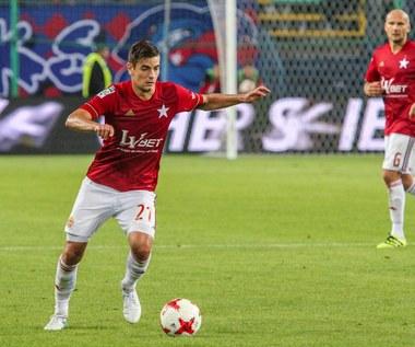 Wisła Kraków. Petar Brlek sprzedany za 2,2 mln euro, podpisał 4-letni kontrakt z Genoa CFC