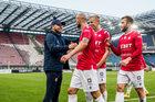 Wisła Kraków - Podbeskidzie 3-0. Skowronek: Zagraliśmy średnio