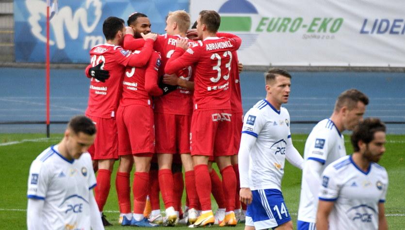 Wisła Kraków - Podbeskidzie Bielsko-Biała 3-0 w meczu 8. kolejki Ekstraklasy. Relacja na żywo