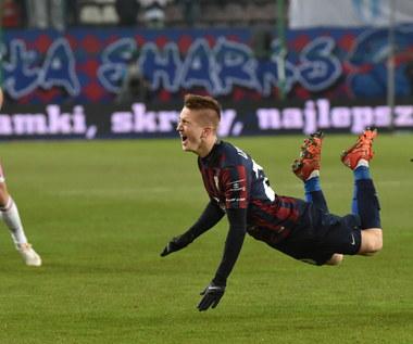 Wisła Kraków – Pogoń Szczecin 0-1 w 21. kolejce