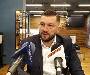 Wisła Kraków. Prezes Dawid Błaszczykowski: Ja bym nie dramatyzował