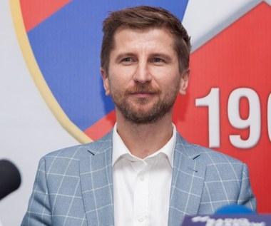 Wisła Kraków. Rafał Wisłocki wpisany przez KRS jako prezes spółki akcyjnej