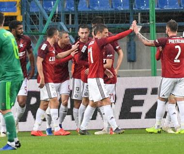 Wisła Kraków - Śląsk Wrocław 1-1 w meczu 33. kolejki Ekstraklasy