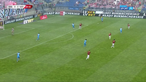 Wisła Kraków - SSC Napoli 1-2. Skrót meczu (POLSAT SPORT). Wideo
