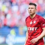 Wisła Kraków - Stal Mielec 1-0 w sparingu. Rana głowy Kuby Błaszczykowskiego