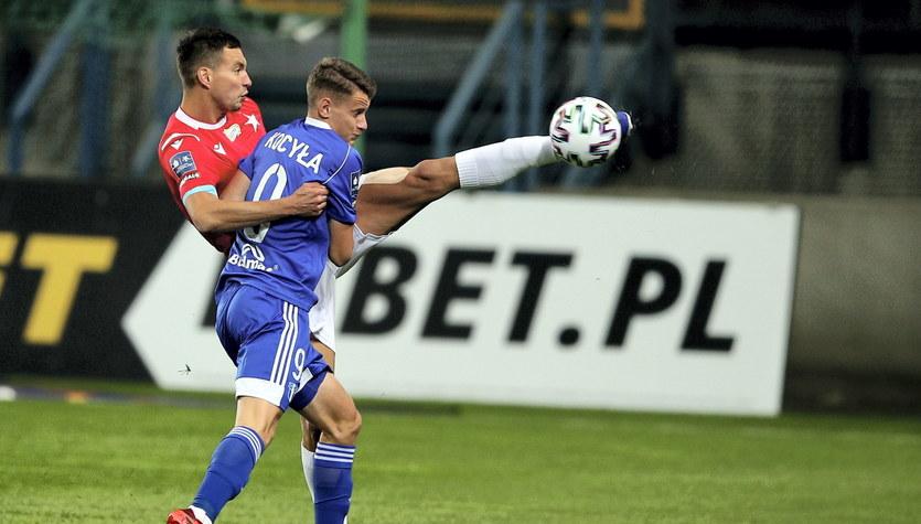 Wisła Kraków - Wisła Płock 0-3 w 4. kolejce PKO Ekstraklasy