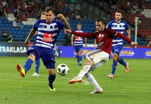 Wisła Kraków - Wisła Płock 1-1 w meczu 4. kolejki Ekstraklasy