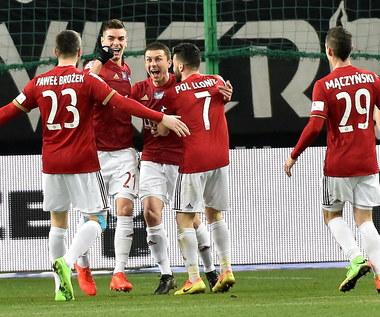 Wisła Kraków - Wisła Płock 3-2 w meczu 26. kolejki Ekstraklasy