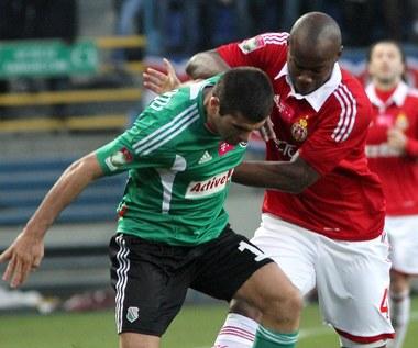 Wisła - Legia 1-2 w 22. kolejce Ekstraklasy