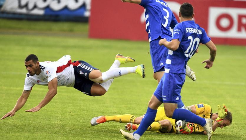 Wisła Płock - Górnik Zabrze 1-0 w 34. kolejce Ekstraklasy. Arka Gdynia spada z ligi