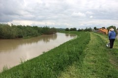 Wisła w Sandomierzu przekroczyła stan alarmowy