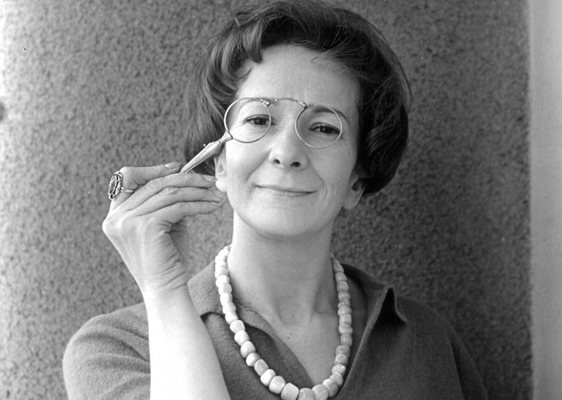 Wisława Szymborska całe życie była niezależną kobietę /SIPA /East News