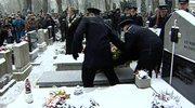 Wisławę Szymborską pochowano w grobie rodzinnym