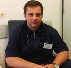 Specjalista Chorób Wewnętrznych, hipertensjolog ze Szpitala Specjalistycznego im.S. Żeromskiego w Krakowie