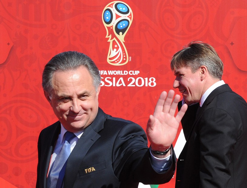 Witalij Mutko /AFP