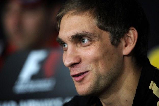 Witalij Pietrow najpewniej opuści szeregi zespołu Lotus Renault GP /AFP
