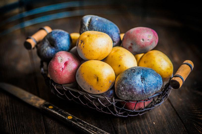 witamina C w ziemniakach /© Photogenica