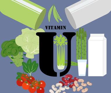 Witamina (enzym) U: Za co odpowiada i jak działa?