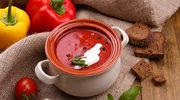 Witaminowa zupa paprykowa