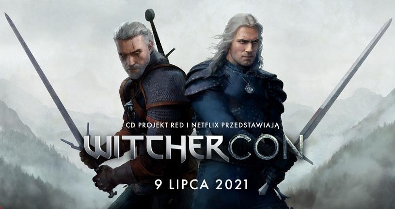 WitcherCon /Netflix /materiały prasowe