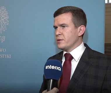 Witold Bańka: Jestem gotów dokończyć kadencję w resorcie. Wideo