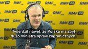 Witold Bańka: Nadmiar obowiązków, więc coraz więcej kilogramów
