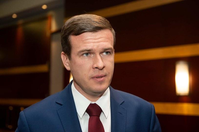 Witold Bańka został szefem WADA 1 stycznia /AFP